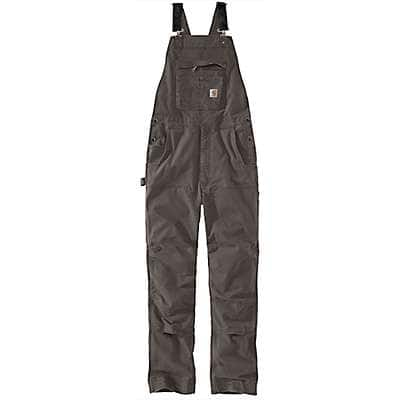 Rugged Flex® Relaxed Fit Canvas Bib Overall