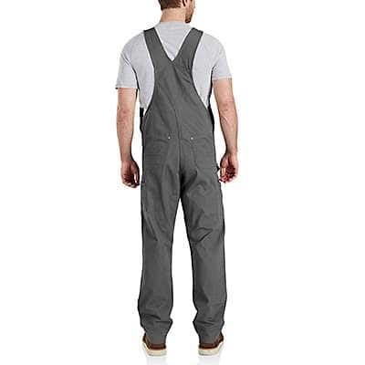 Carhartt Men's Gravel Rugged Flex Rigby Bib Overall - back