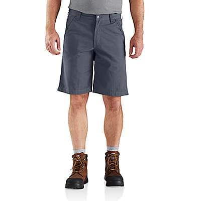 Carhartt Men's Bluestone Carhartt Force® Tappen Work Short - front