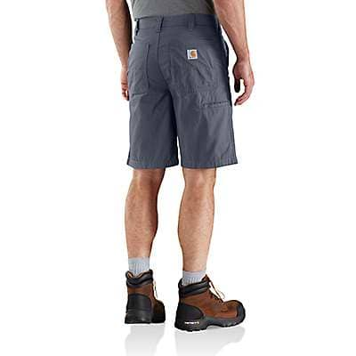 Carhartt Men's Bluestone Carhartt Force® Tappen Work Short - back