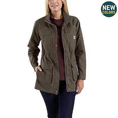Carhartt Women's Shadow Smithville Jacket - front