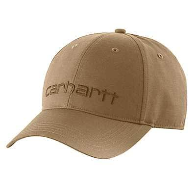 Carhartt  Dark Khaki Carhartt Force Extremes® Ball Cap - back