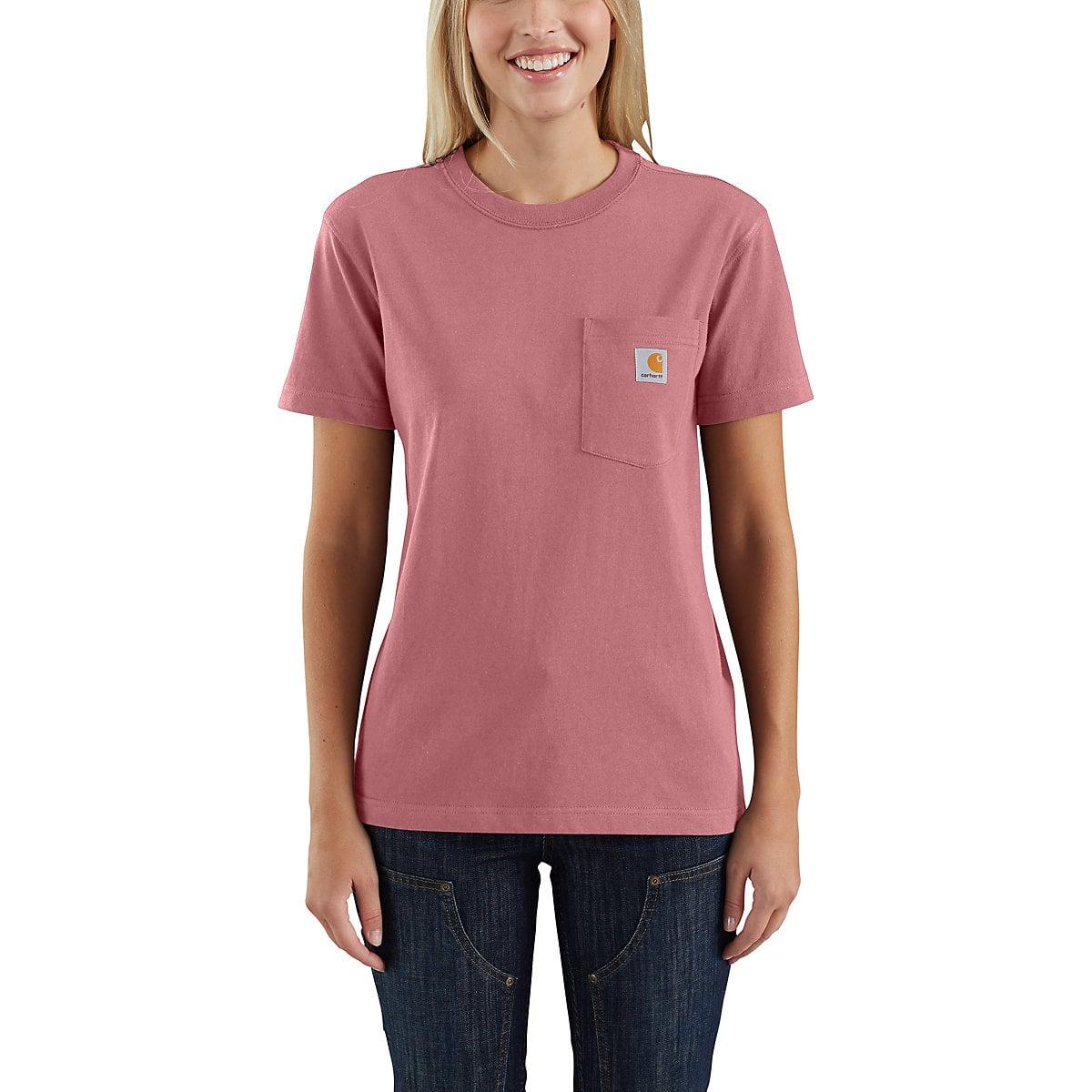 3e23ec3a58 Women's WK87 Workwear Pocket T-Shirt 103067   Carhartt
