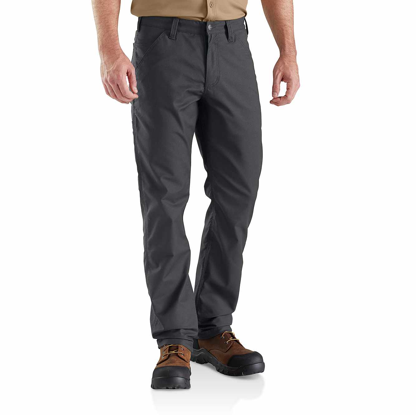 Picture of Rugged Professional™ Series Men's Relaxed Fit Pant in Shadow