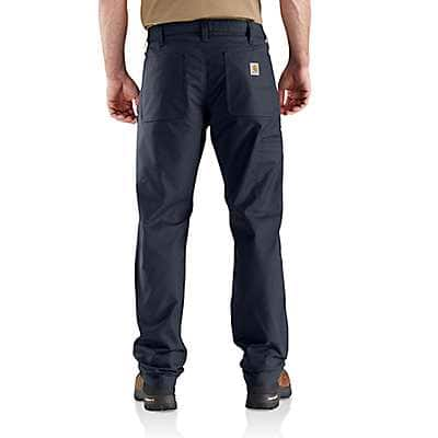 Carhartt Men's Navy Rugged Professional™ Series Men's Relaxed Fit Pant - back