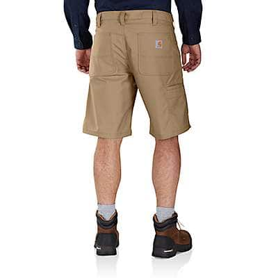 Carhartt Men's Navy Rugged Professional™ Series Men's Relaxed Fit Short - back