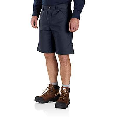 Carhartt Men's Navy Rugged Professional™ Series Men's Relaxed Fit Short - front