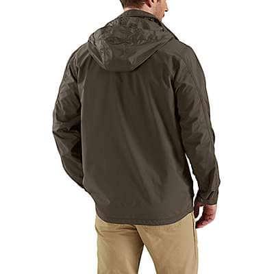Carhartt Men's Tarmac Utility Coat - back