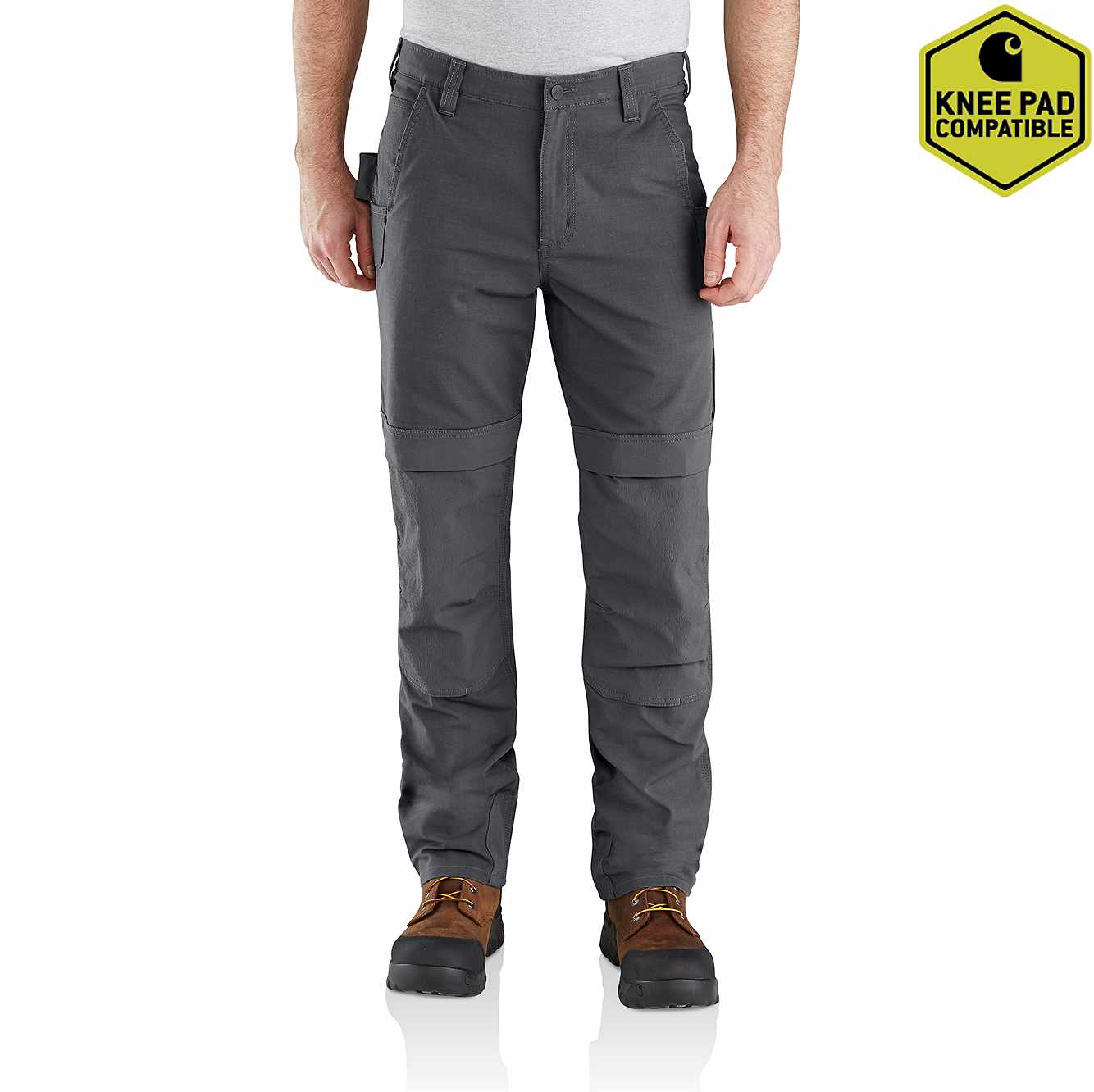 Picture of Rugged Flex® Steel Multi Pocket Pant in Shadow