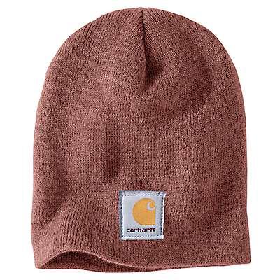 Carhartt Women's Burlwood Acrylic Knit Hat - front