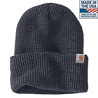 28721355847c0 Carhartt Men s Coal Heather Woodside Hat - front ...