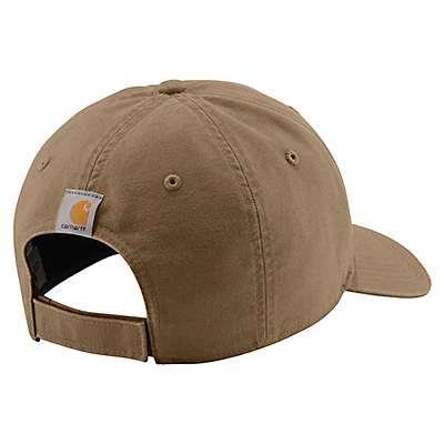 Carhartt  Canyon Brown Wilson Cap - back