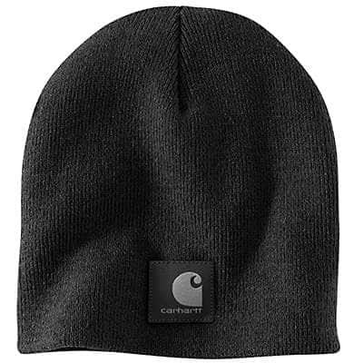 Carhartt Men's Black Force Extremes™ Knit Hat - front