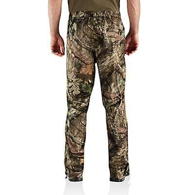Carhartt Men's Mossy Oak Break-Up Country Stormy Woods Camo Pant - back