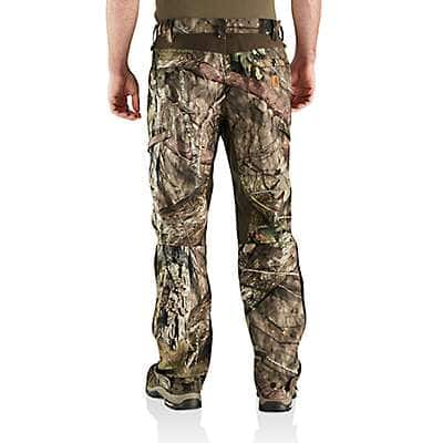 Carhartt Men's Mossy Oak Break-Up Country Buckfield Camo Pant - back