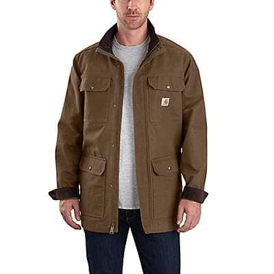 Carhartt Men's Shadow Field Coat - front