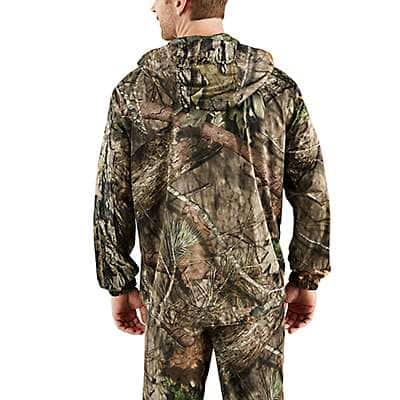 Carhartt Men's Mossy Oak Break-Up Country Stormy Woods Camo Jacket - back