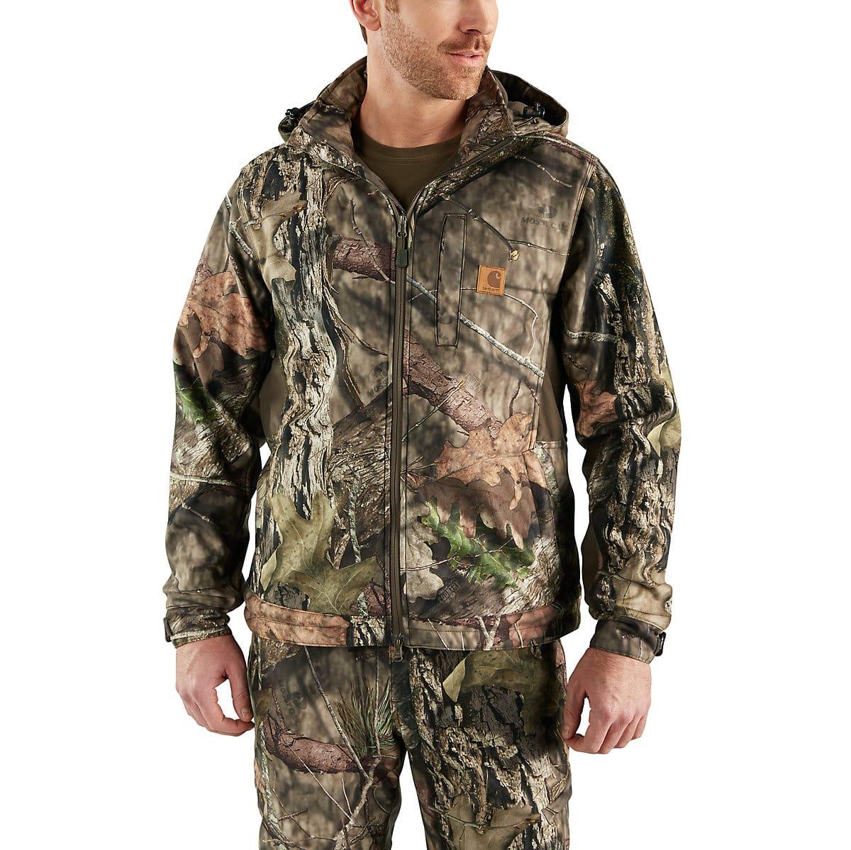 d191b12ab9a4d Men's Buckfield Camo Jacket 103292 | Carhartt