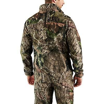 Carhartt Men's Mossy Oak Break-Up Country Buckfield Camo Jacket - back