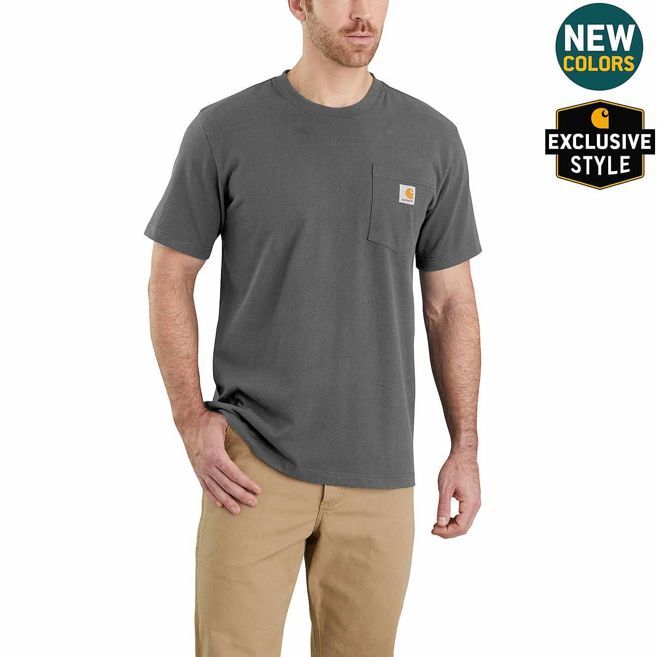 exceptional range of styles and colors wide selection of colours and designs latest selection Workwear Pocket T-Shirt - Relaxed Fit