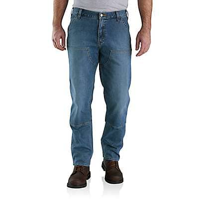 Carhartt Men's Tahoe Rugged Flex® Relaxed Fit Double-Front Utility Jean