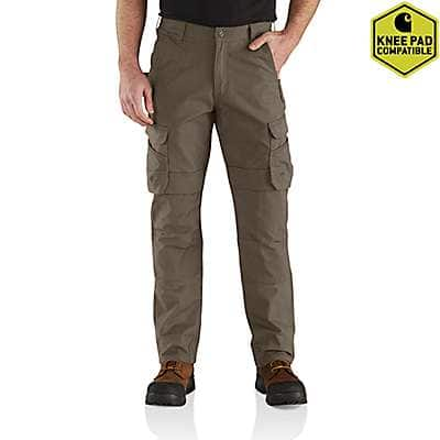 Carhartt Men's Tarmac Rugged Flex® Steel Cargo Pant - front