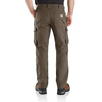 Carhartt Men's Tarmac Rugged Flex® Steel Cargo Pant - back