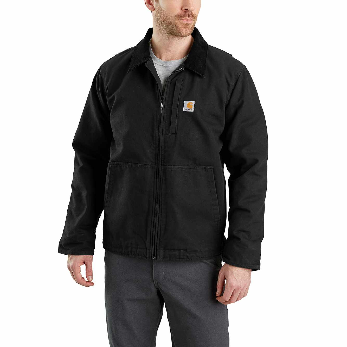 Picture of Full Swing® Armstrong Jacket in Black