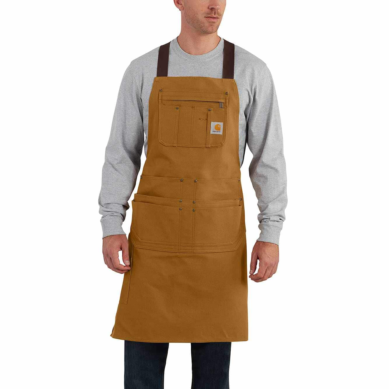 Picture of Apron in Carhartt Brown