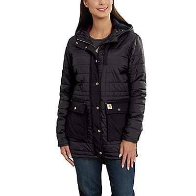 Carhartt Women's Black W Amoret Coat - front