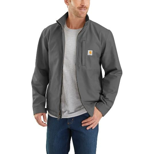 Carhartt Men's Yukon Quick Duck Cryder Foreman Jacket