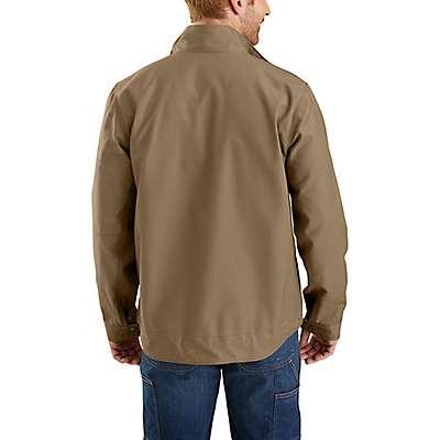 Carhartt Men's Yukon Quick Duck Cryder Foreman Jacket - back