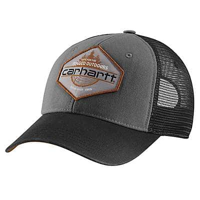 Carhartt  Gravel Bear Lake Cap - front