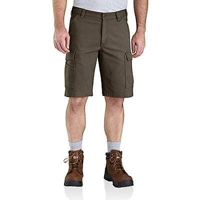 Carhartt Men's Tarmac Rugged Flex® Rigby Cargo Short - front