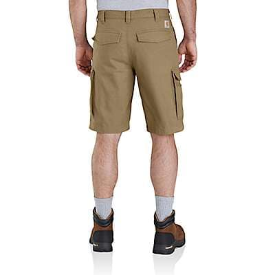 Carhartt Men's Tarmac Rugged Flex® Rigby Cargo Short - back
