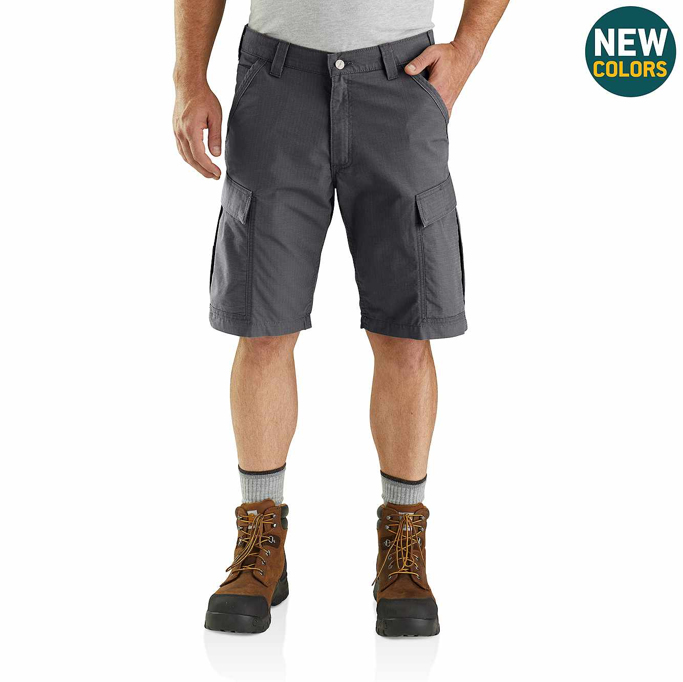 Picture of Force® Broxton Cargo Short in Shadow