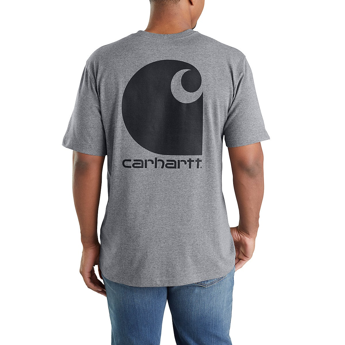 c34d3ca56b Men's Workwear C Logo Graphic Pocket Short-Sleeve T-Shirt | Carhartt