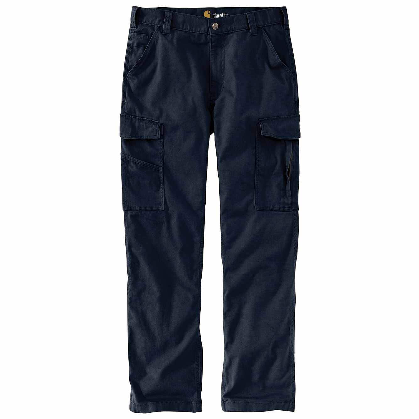 Picture of Rugged Flex® Rigby Cargo Pant in Navy