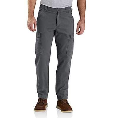 Carhartt Men's Shadow Rugged Flex® Relaxed Fit Canvas Cargo Work Pant