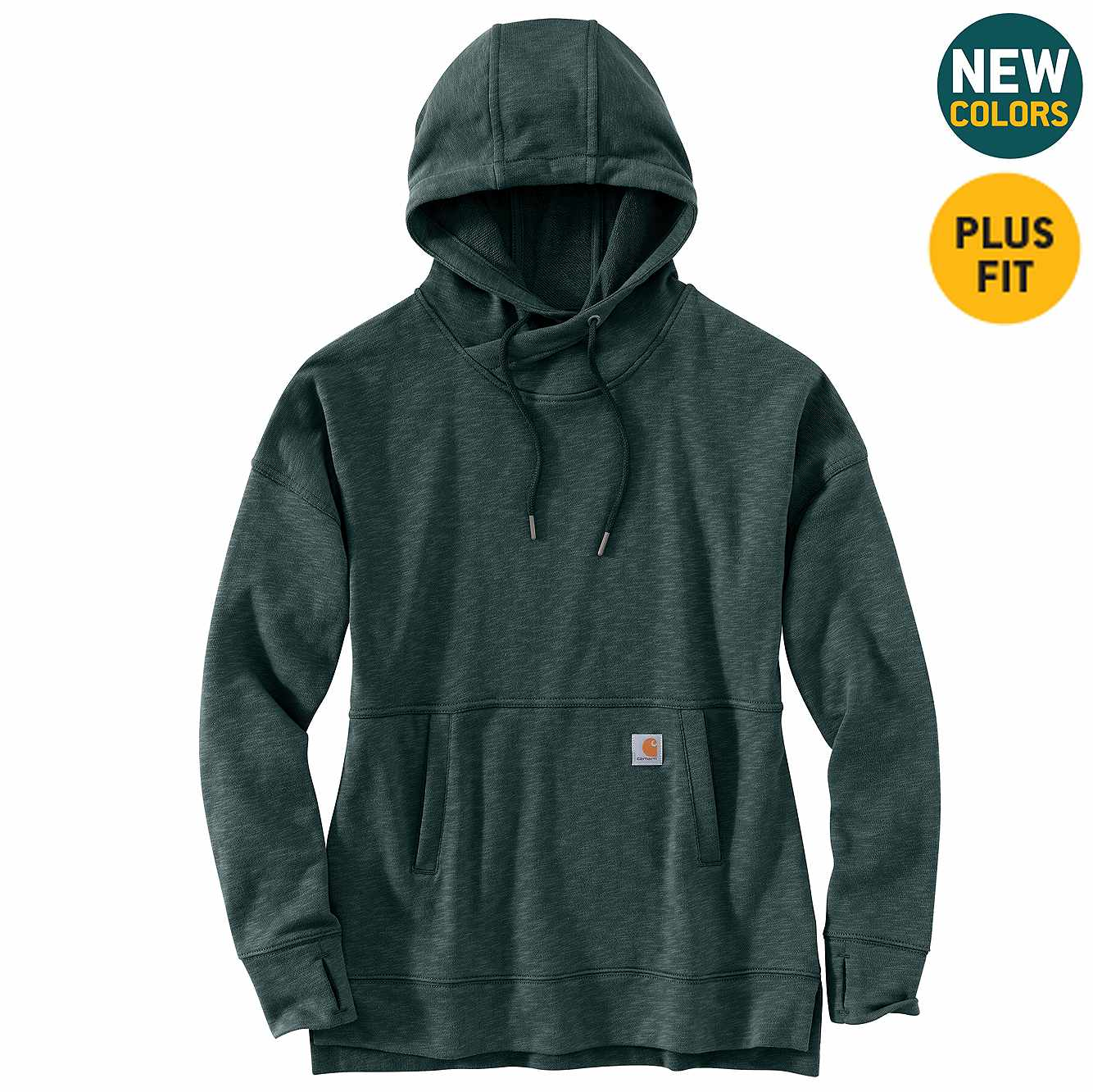 Picture of Newberry Hoodie in Fog Green