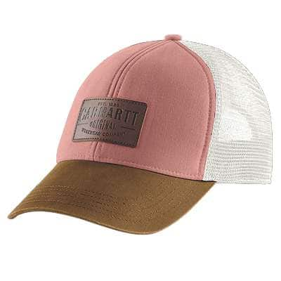 Carhartt Women's Brick Dust Bellaire Durable Quality Cap - front