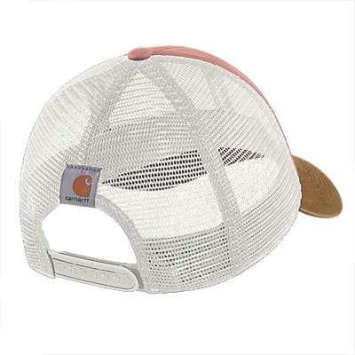 Carhartt Women's Brick Dust Bellaire Durable Quality Cap - back