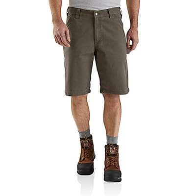 Carhartt Men's Tarmac Rugged Flex® Rigby Work Short - front
