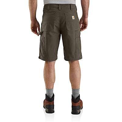 Carhartt Men's Tarmac Rugged Flex® Rigby Work Short - back
