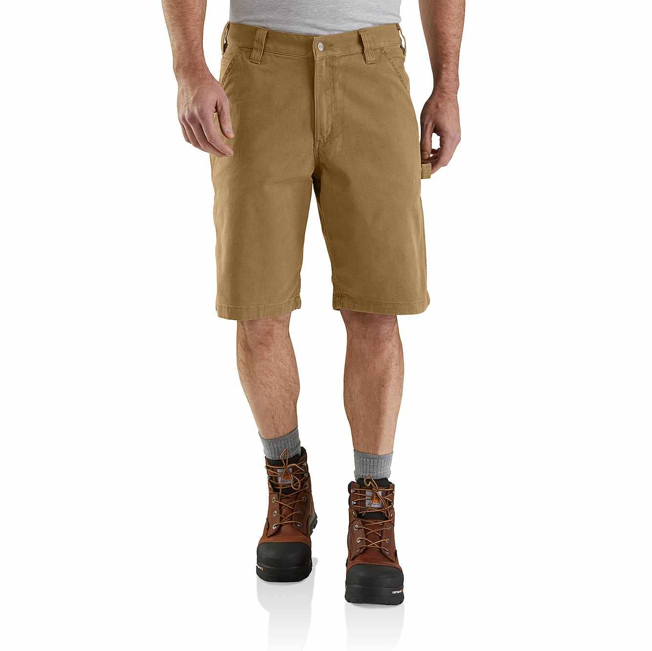 Picture of Rugged Flex® Rigby Work Short in Hickory