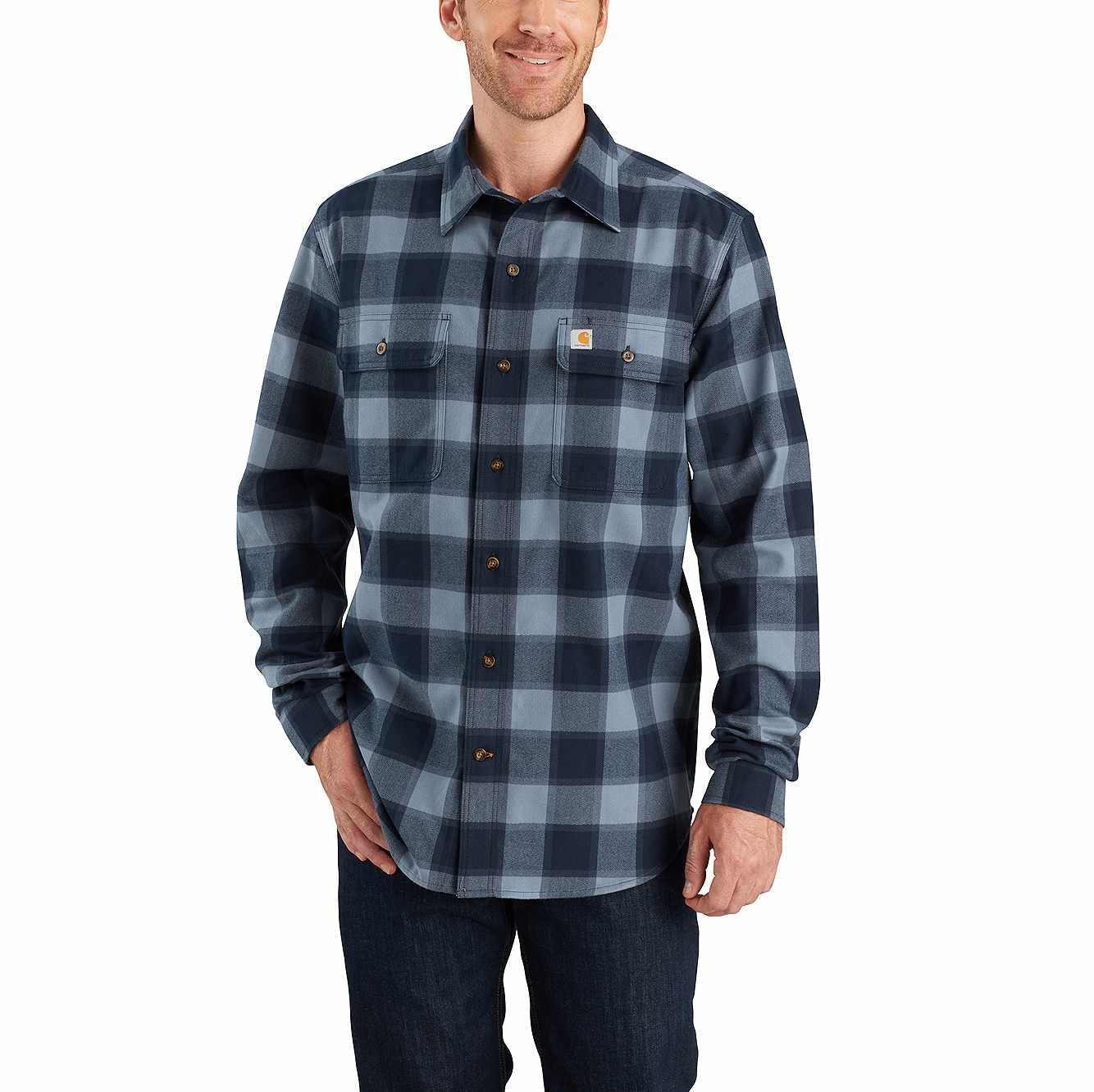 latest discount fashion style wide varieties Hubbard Plaid Flannel Shirt
