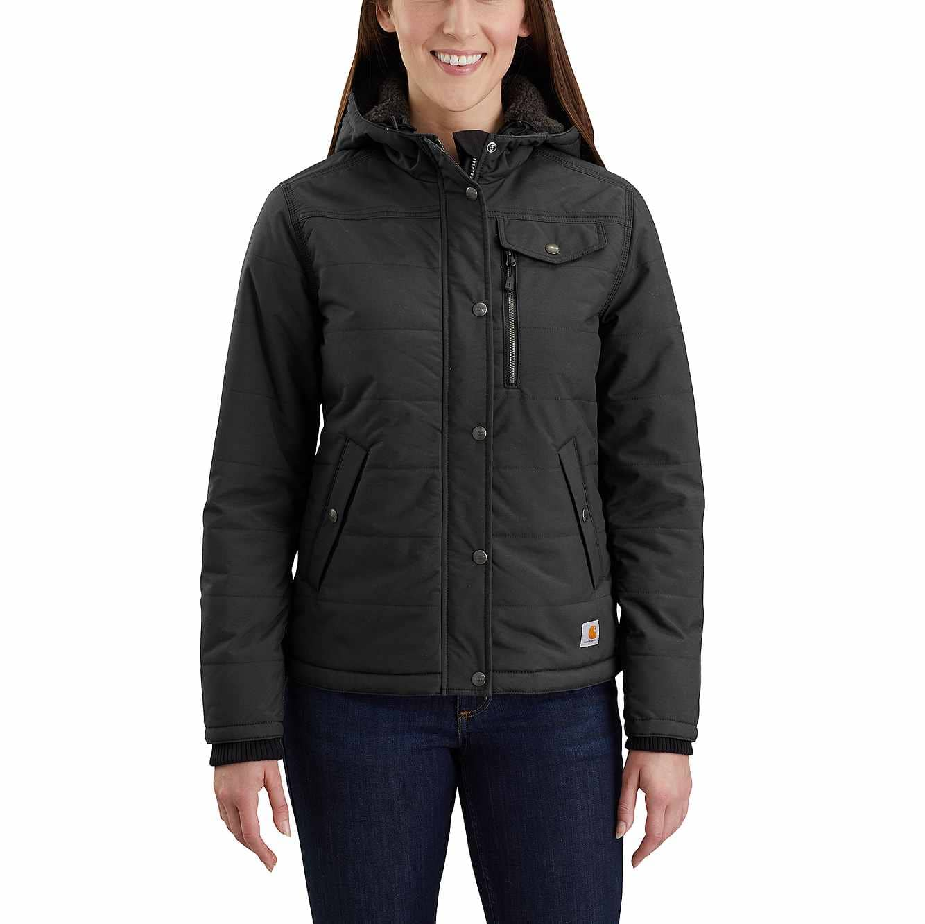 Picture of Utility Jacket in Black