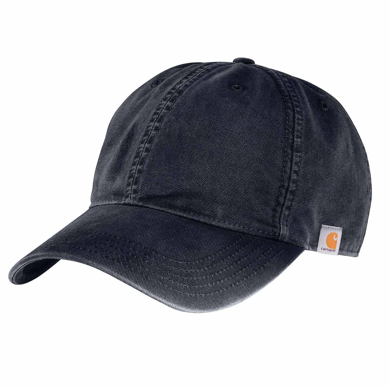 Picture of Cotton Canvas Cap in Navy