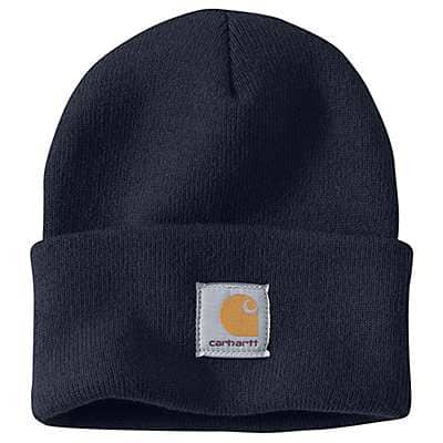 Carhartt Unisex Navy Aquaman Acrylic Watch Hat - back