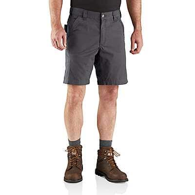 Carhartt Men's Shadow Force Relaxed Fit Ripstop Utility Work Short